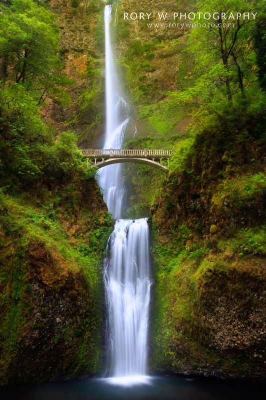 Multnomah Falls Oregon Print