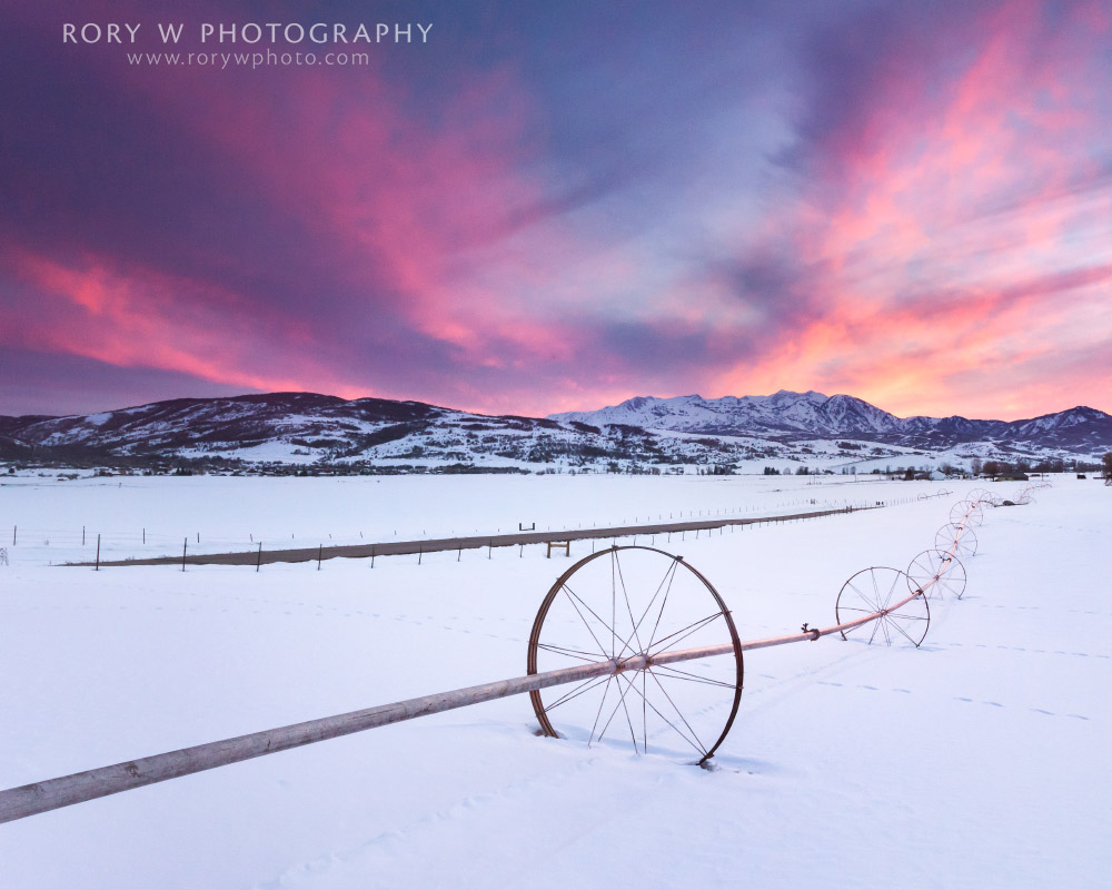 Pastel Sunset At The Monastery Print